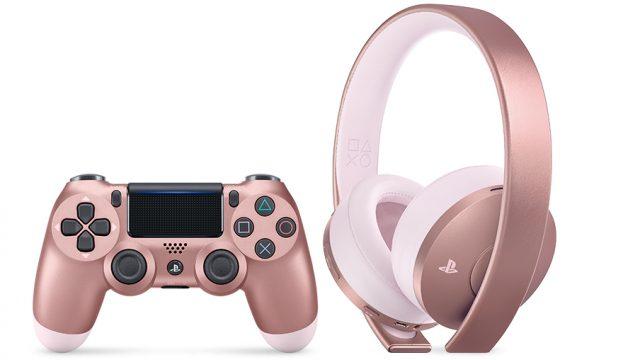 PS4 Controller en headset