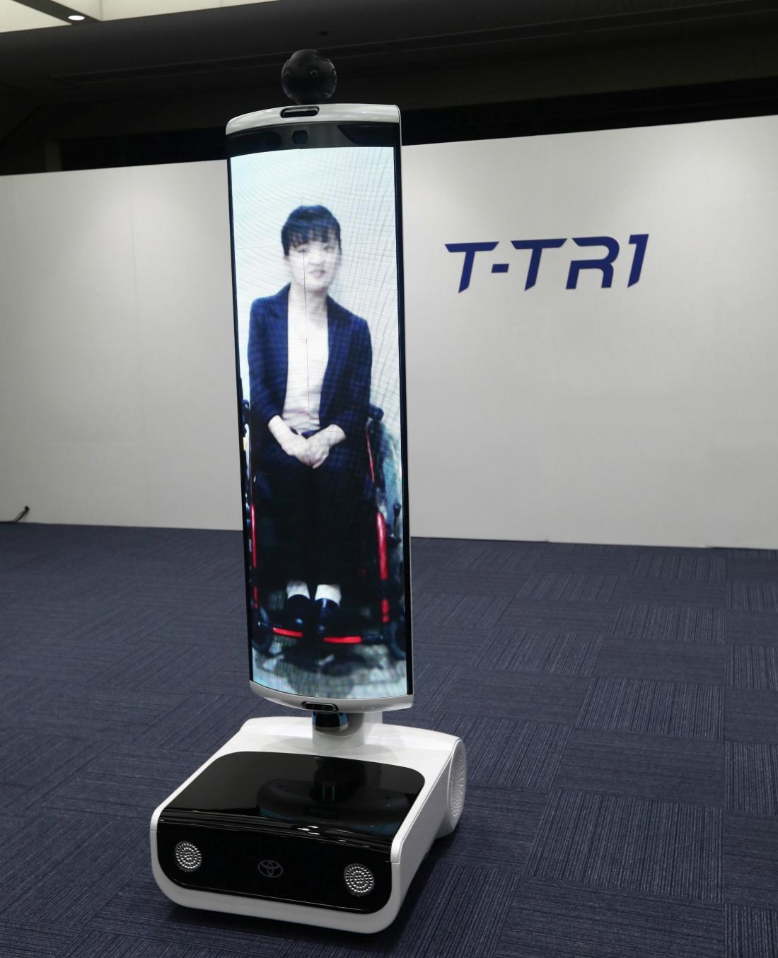 t-tr1, tokyo 2020, olympische spelen, japan, robots, tokio