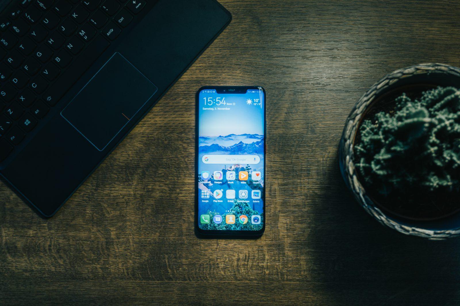 Huawei besturingssysteem