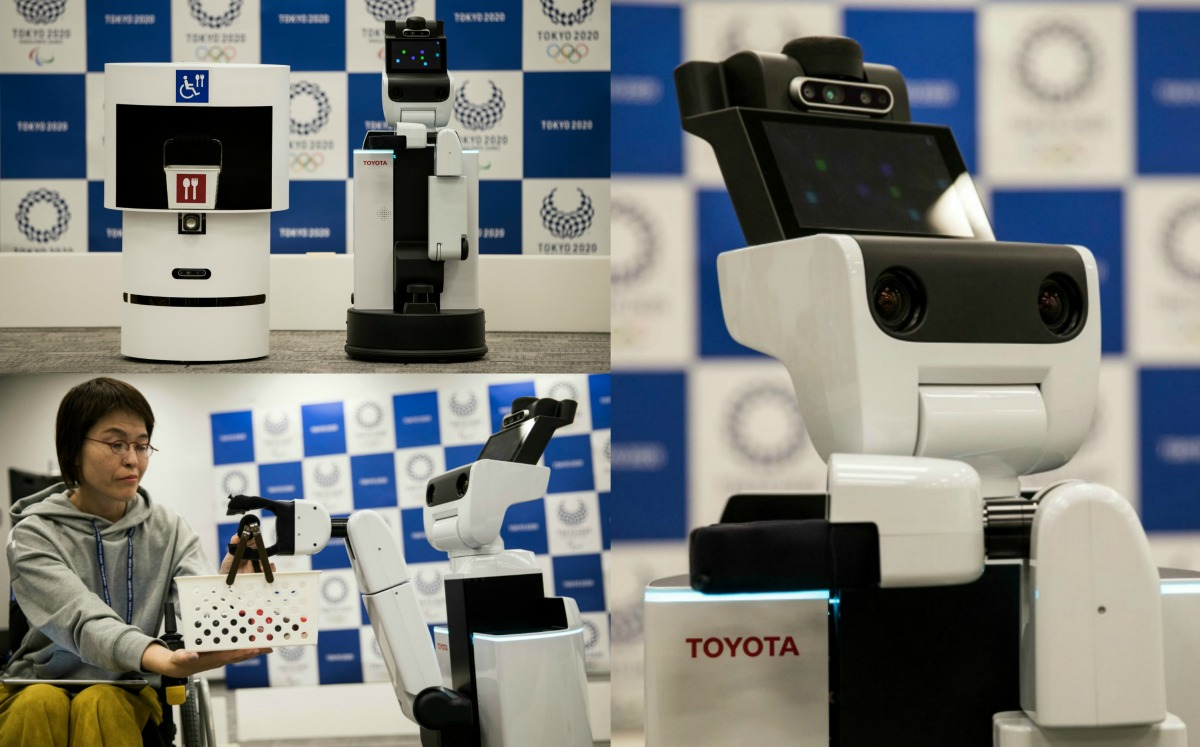 hsr, dsr, tokyo 2020, olympische spelen, japan, robots, tokio