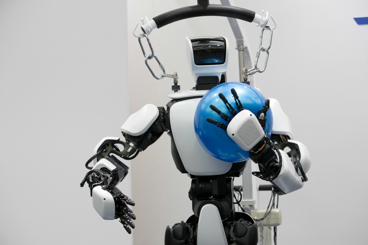 t-hr3, tokyo 2020, olympische spelen, japan, robots, tokio (6)
