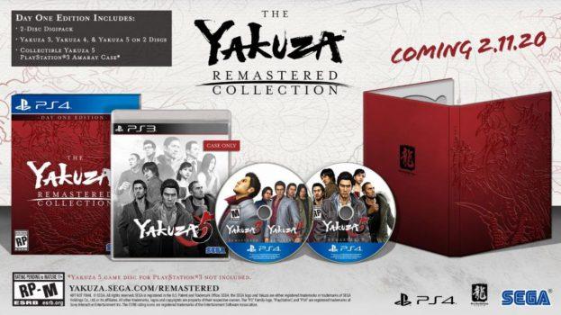 Yakuza-games