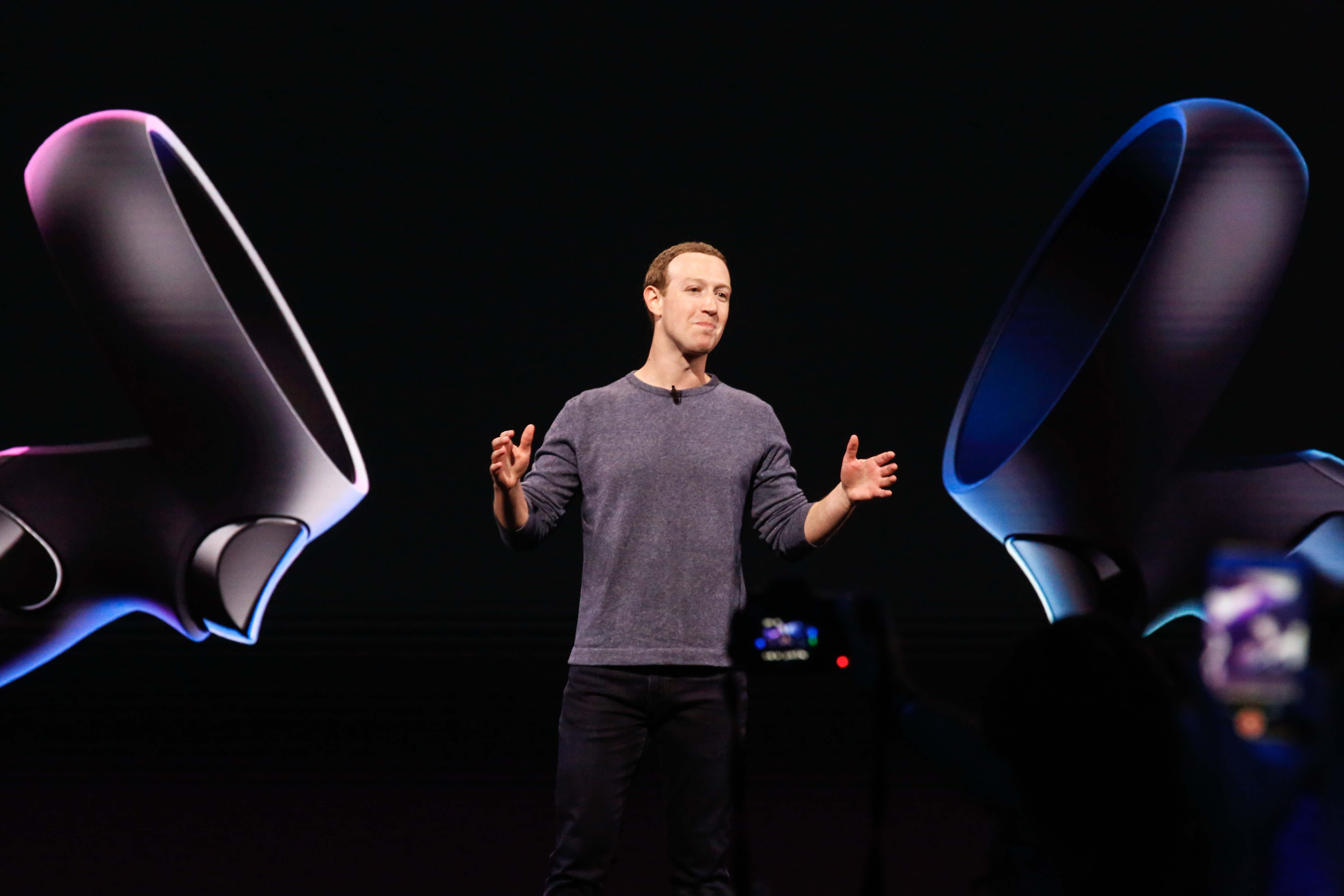 Facebook Ray-Ban AR-Bril