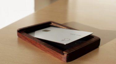Apple Card houder