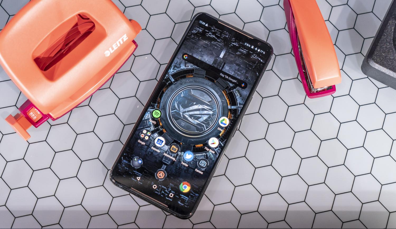 Asus ROG Phone II IFA overzicht