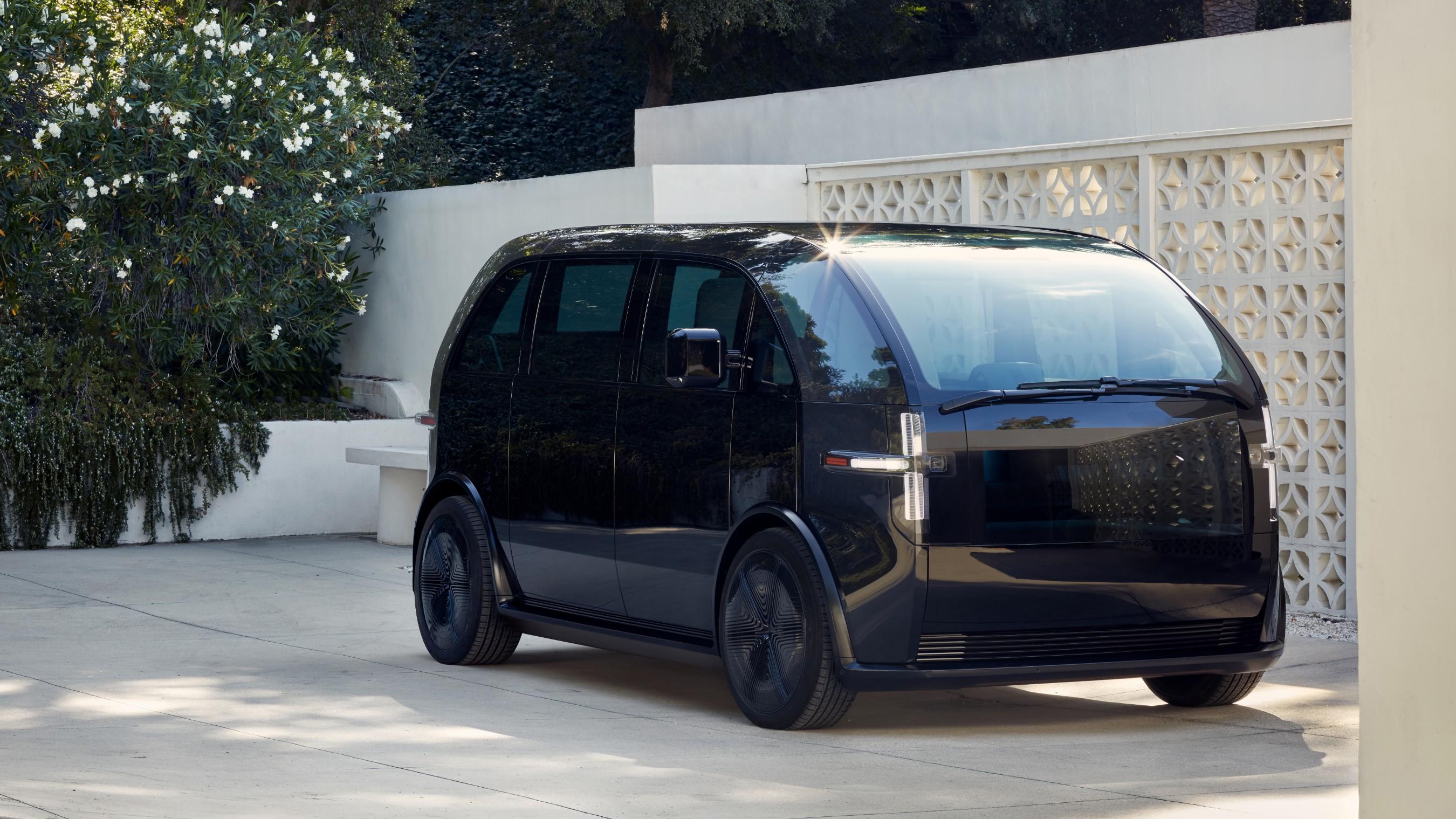 elektrische auto Canoo