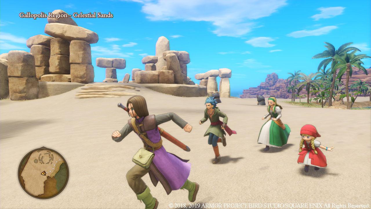 Dragon Quest XI games