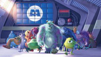 Disney+ top 10 pixar