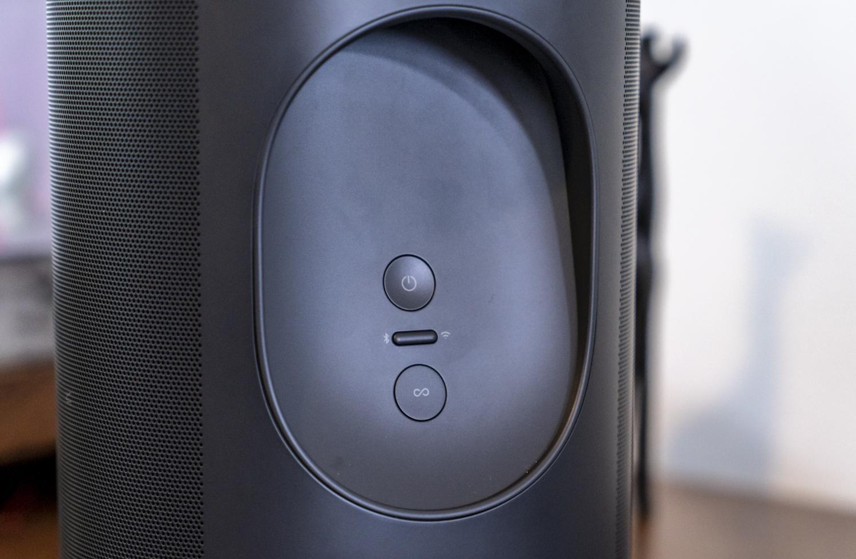 Sonos Move review handvat