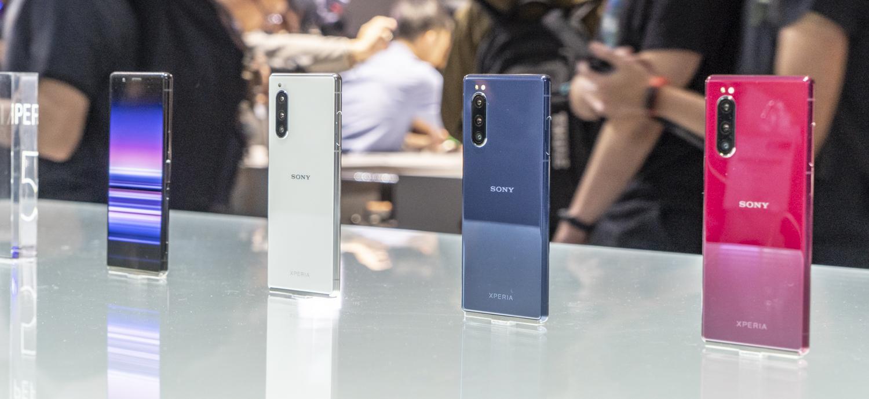 Sony Xperia 5 IFA overzicht