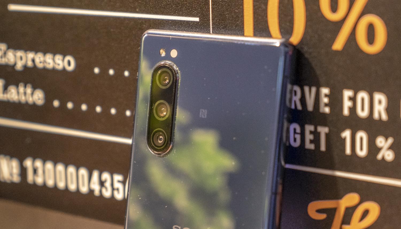 Sony Xperia 5 IFA cameras