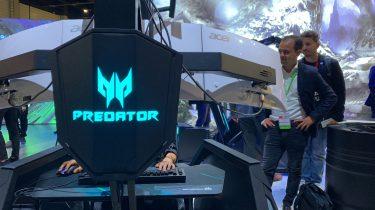 Predator Thronos Air gamestoel