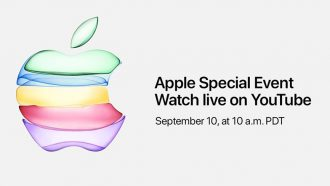 Apple Special Event 2019 YouTube