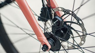 Cannondale wielsensor fiets