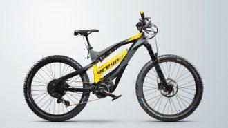 Greyp G5 elektrische fiets