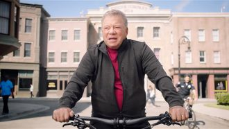 Pedego William Shatner elektrische fiets