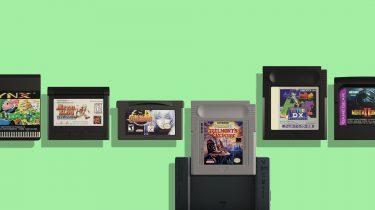 Analogue Pocket moderne Game Boy