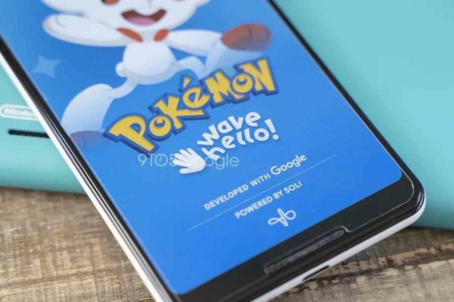 Pokémon Pixel 4