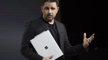 Microsoft Surface event livestream