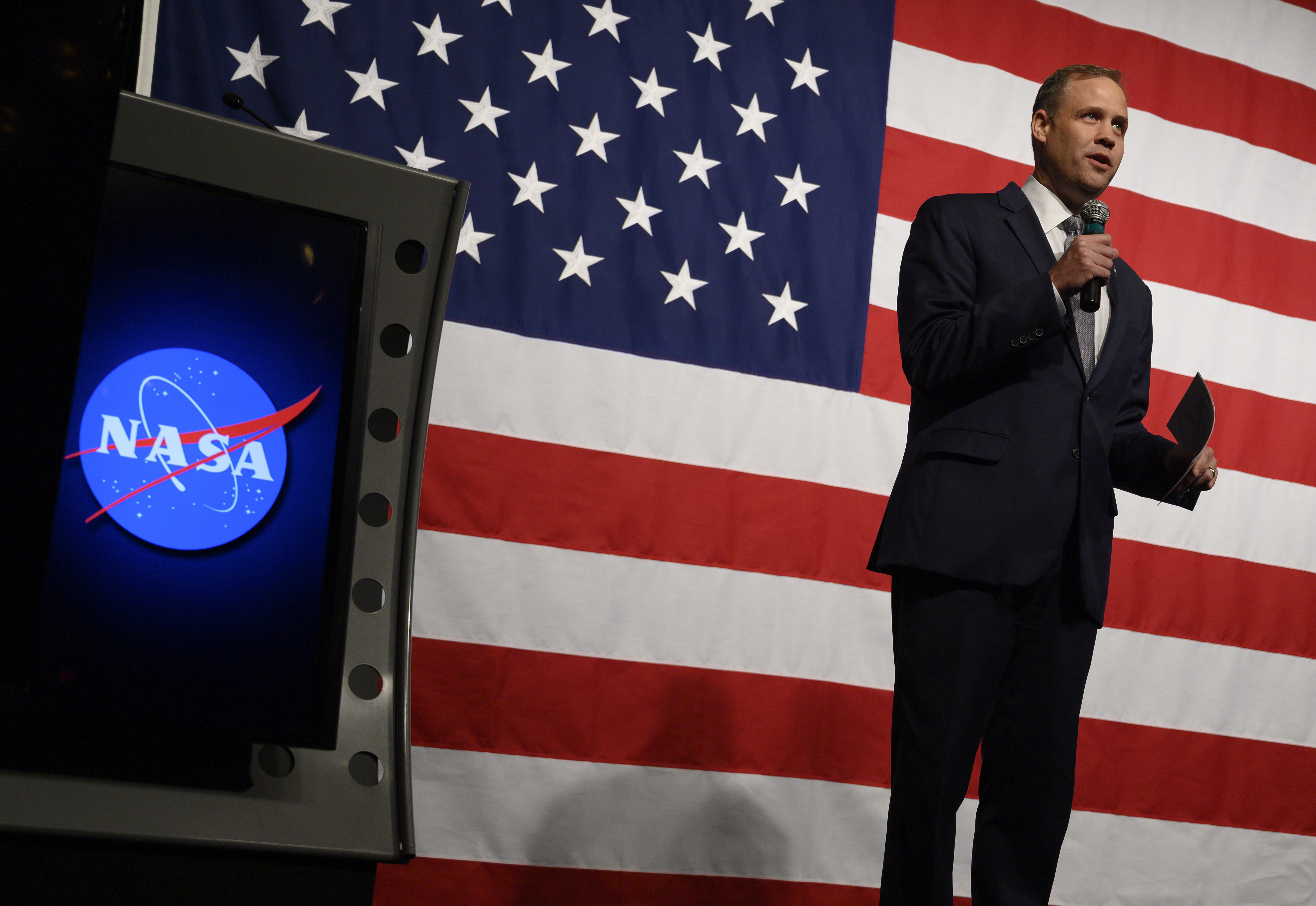 NASA Jim Bridenstine