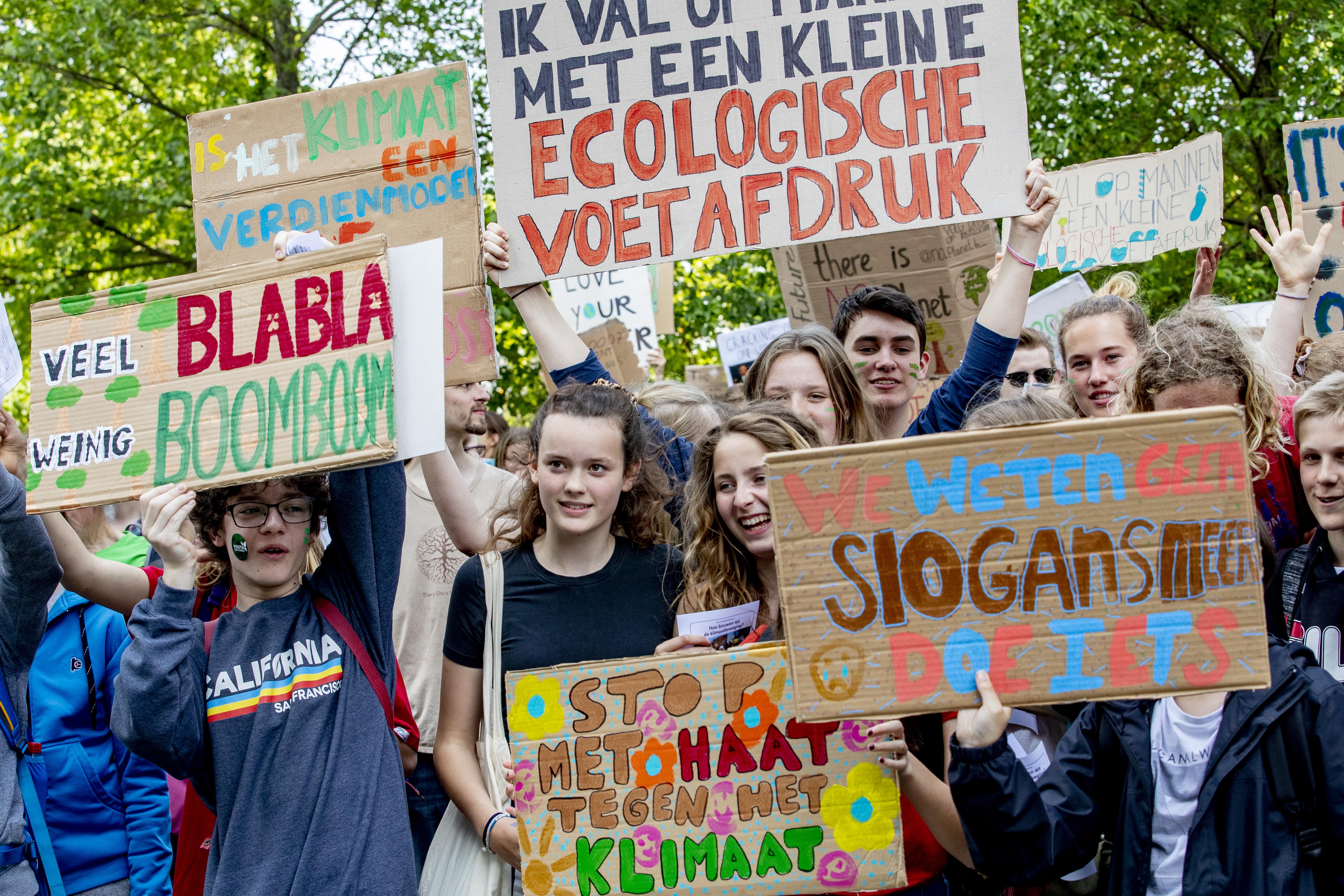 klimaatprotest
