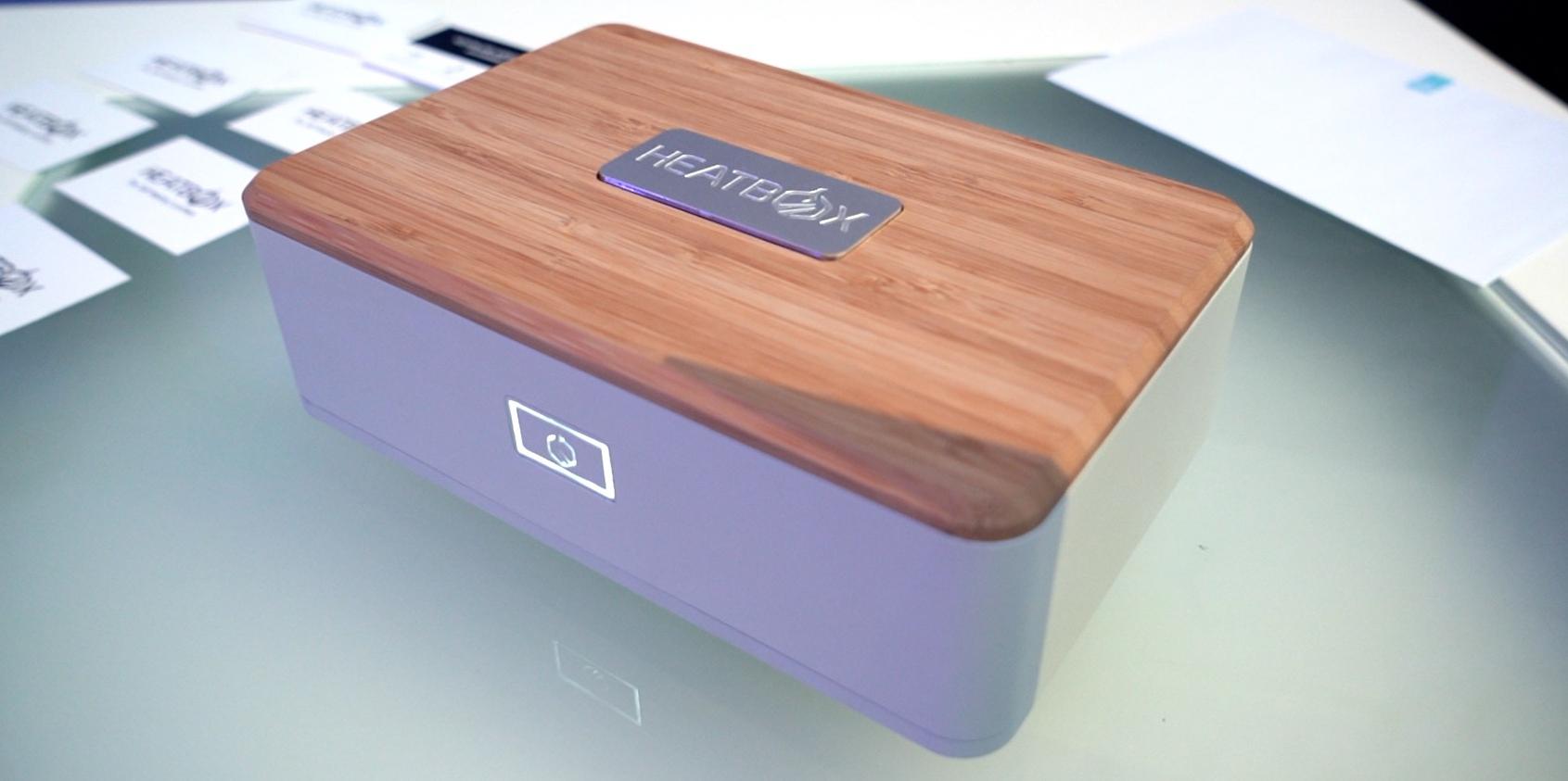 Heatbox Nederlandse innovaties