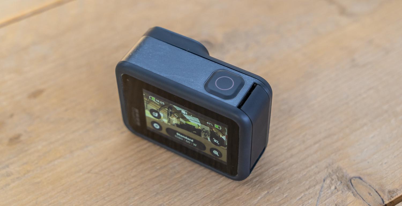 GoPro Hero 8 Black bovenkant