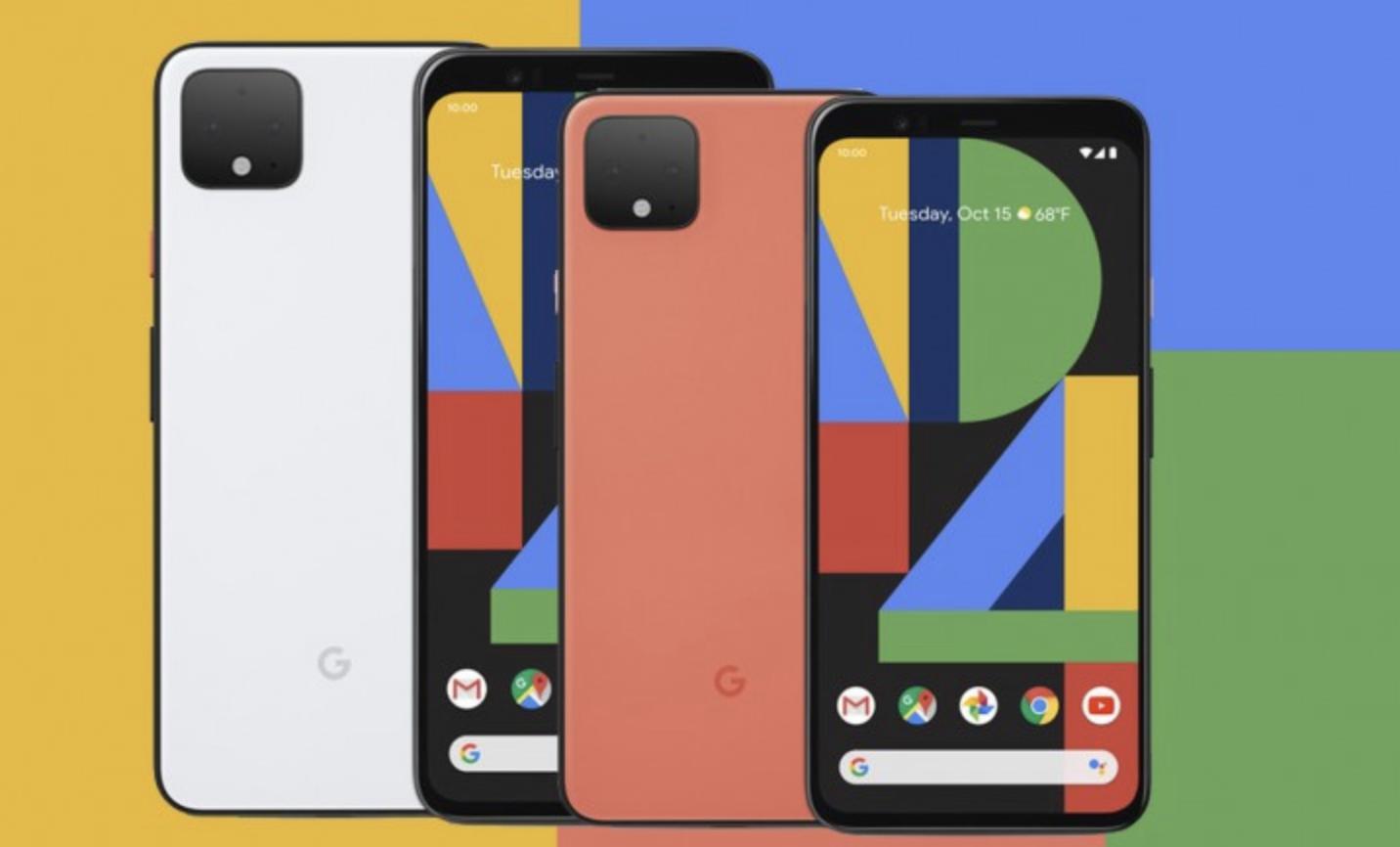 Google Pixel 4 en 4XL