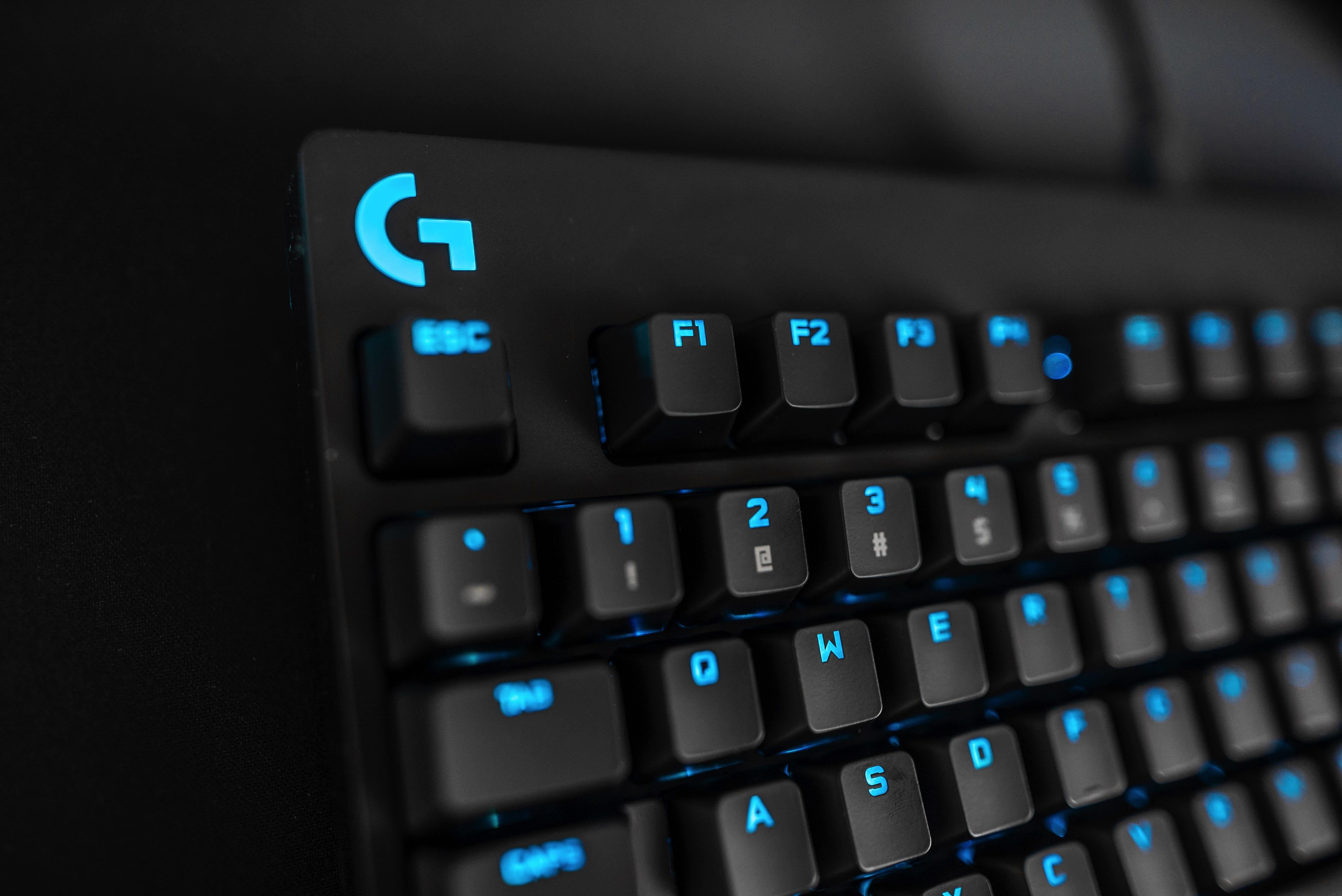 Logitech G Pro Mechanical Gaming toetsenbord