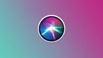 Apple Siri Logo