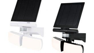 Solarschijnwerper Lidl