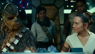 Star Wars Episode IX Rise of Skywalker trailer