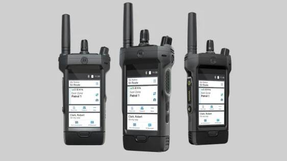 Walkie-talkie Motorola