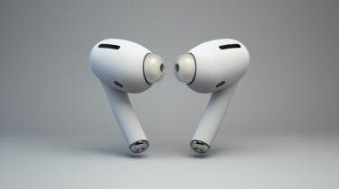 Apple AirPods 3 render