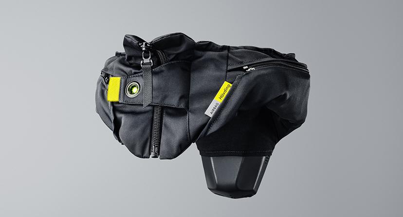 Hövding 3 fietshelm airbag