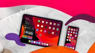 Apple iPad en iPhone iOS 13