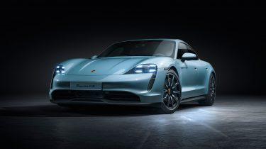 Porsche Tycan 4S