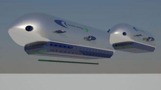 Variashift Airships zeppelin toekomst