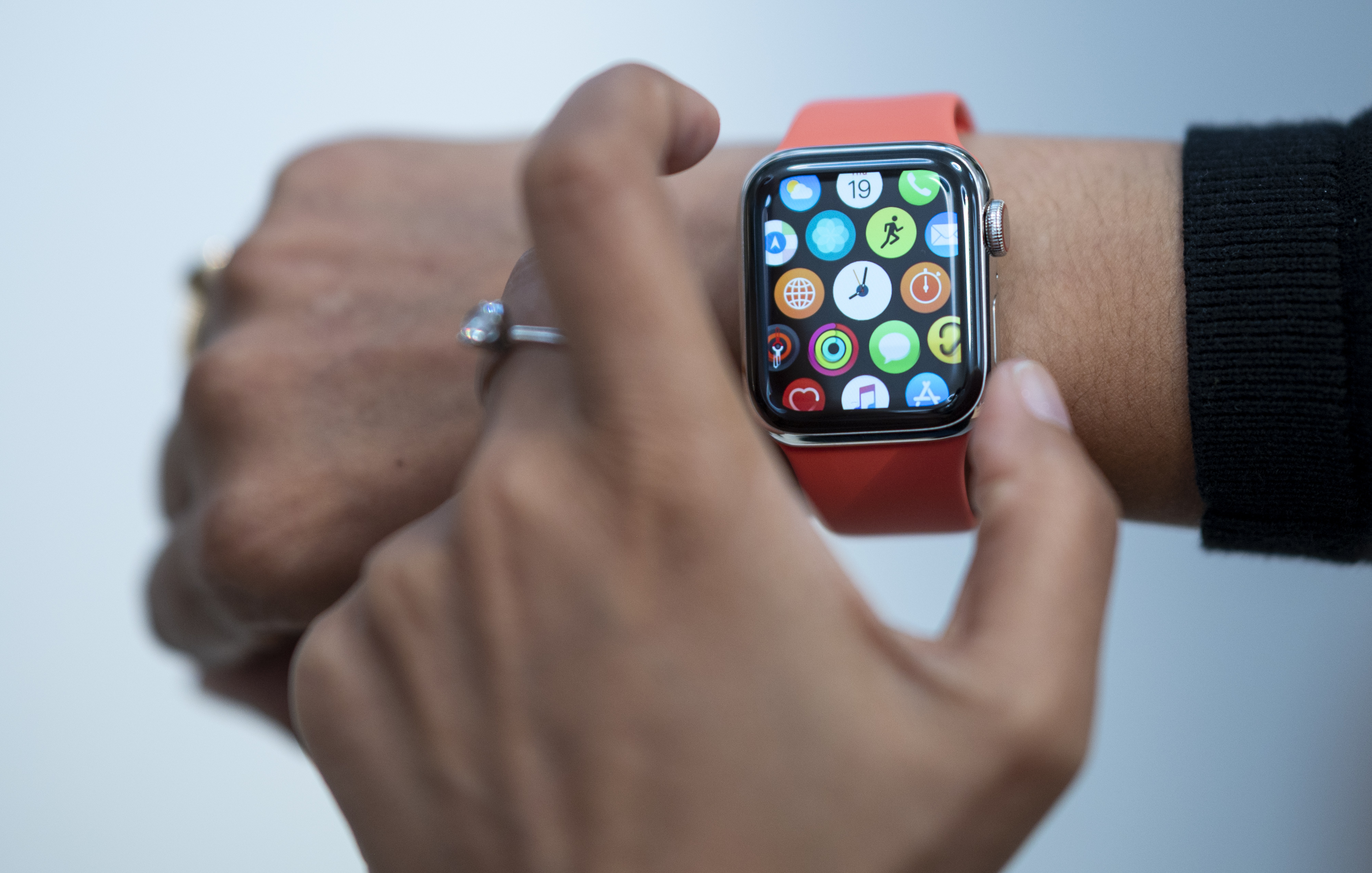 Apple Watch Face ID