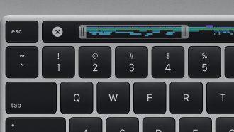 16-inch MacBook Pro Apple toetsenbord WANT