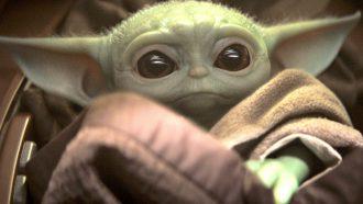 Baby Yoda The Mandalorian George Lucas