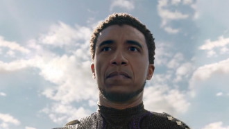 Barack Obama Black Panther deepfake