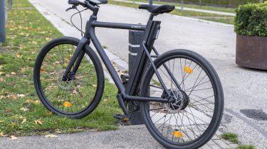 Elektrische fiets Cowboy review design