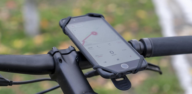 Elektrische fiets Cowboy review app