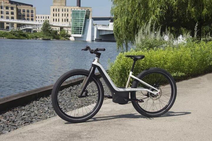 H-D elektrische fiets
