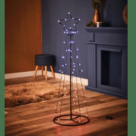 LED-dennenboom