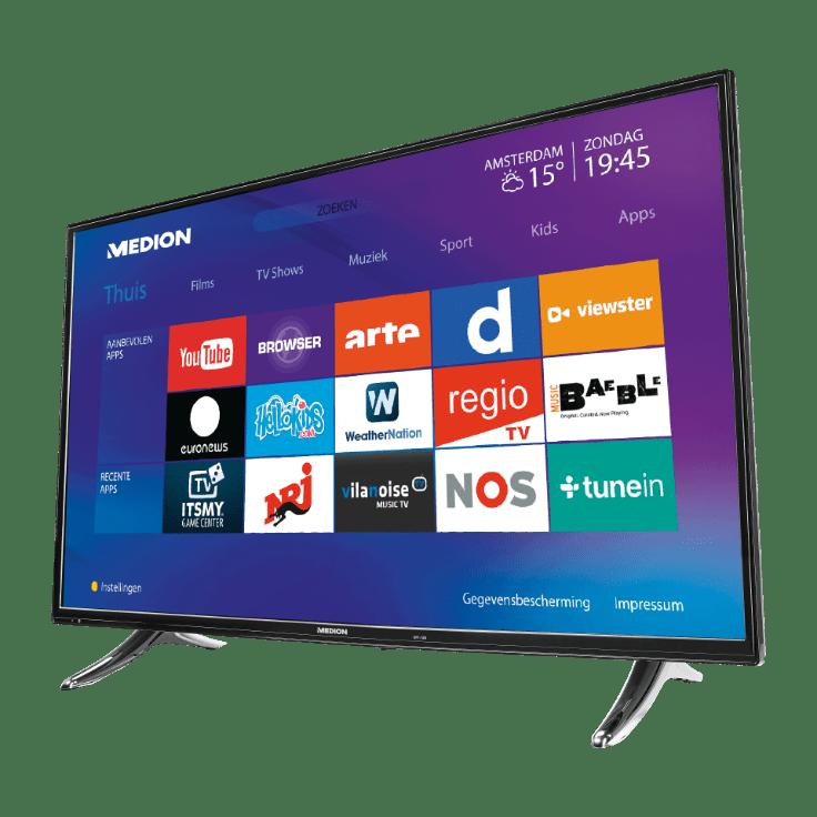 Medion smart-tv Aldi