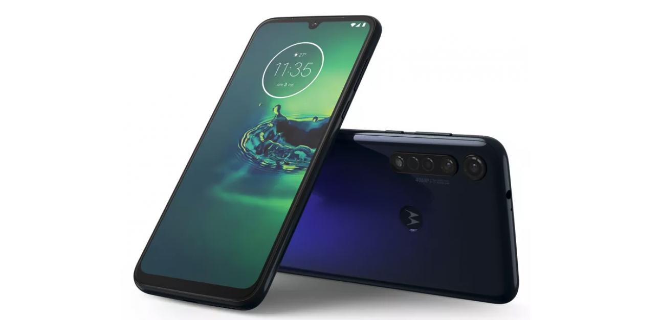 Motorola Moto G8 Plus beste smartphones
