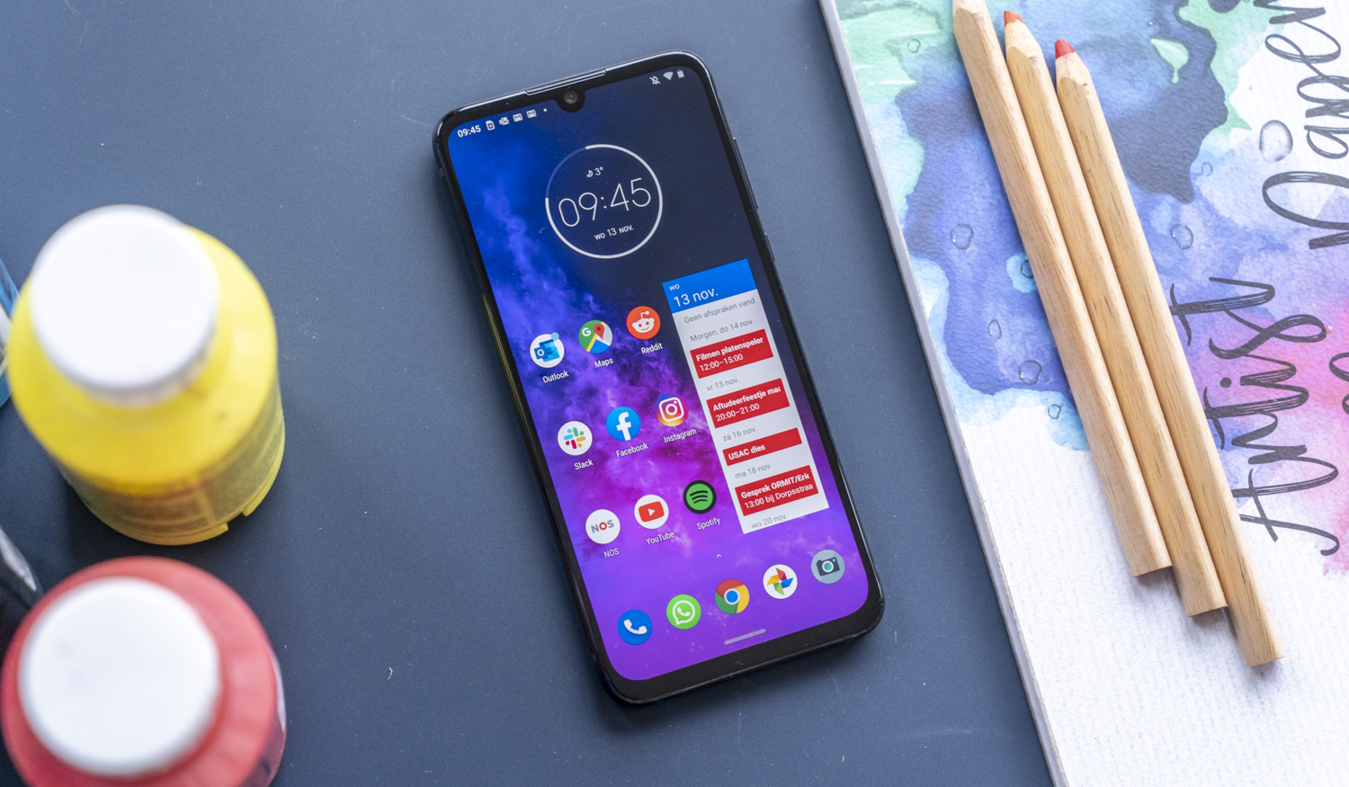 Motorola One Zoom review software