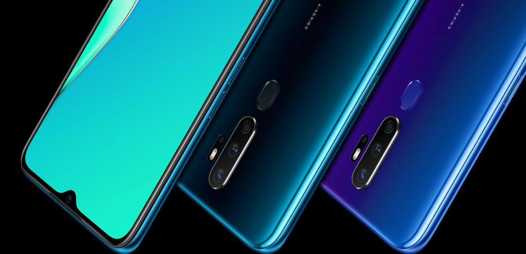 Oppo A9 2020 beste budgetsmartphones